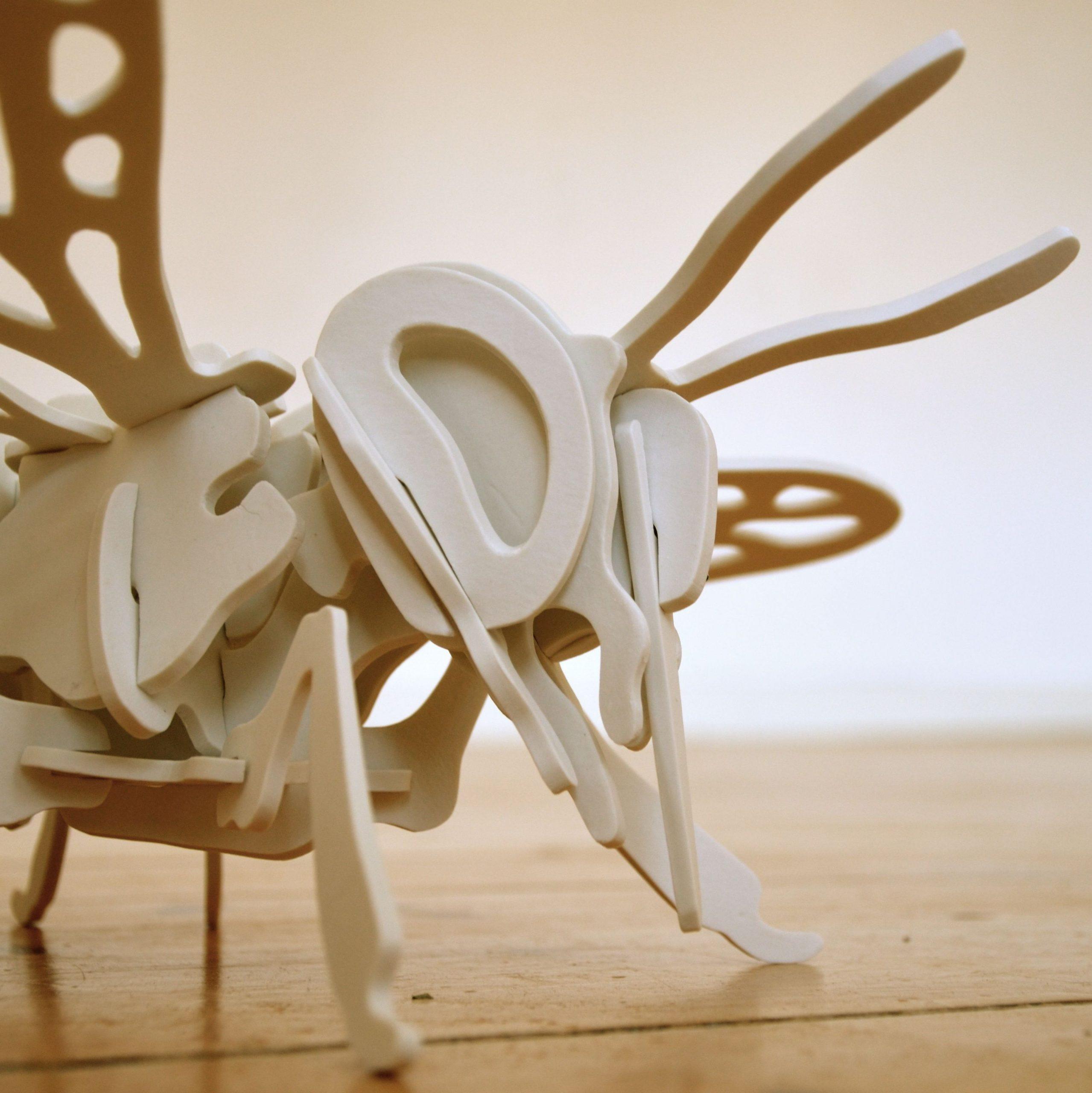 Regine Bruhn eine Hummel aus dem Jahre 2012, © Regine Bruhn