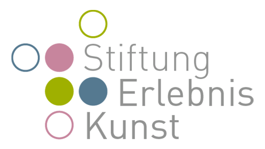 Logo der Stiftung Erlebnis Kunst