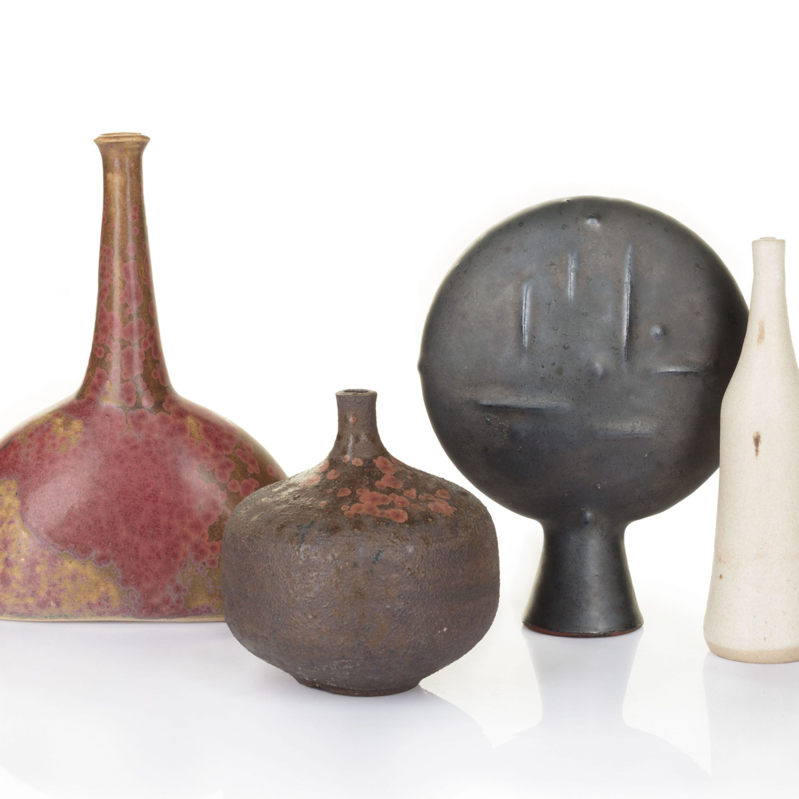 Keramiken von Gertrud Schneider-Kirilowitsch, © Manuel Thomé